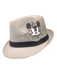 Disney Hat - Fedora Hat - Mickey Mouse - Youth