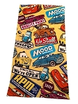 Disney Beach Towel - Cars - Radiator Springs