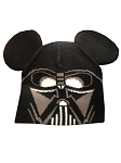 Disney Hat - Beanie Hat - Darth Vader with Mickey Ears - Youth