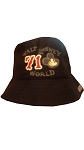 Disney Hat - Bucket Hat - Walt Disney World 1971 - Youth