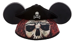 Disney Hat - Ears Hat - Pirates of the Caribbean