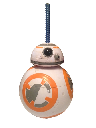 Disneyland Star Wars the Force Awakens bb8 bb-8 sipper cup NEW