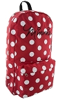 Disney Backpack Bag - Minnie Mouse Hooded