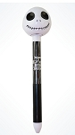 Disney Novelty Pen - Jack Skellington Big Head