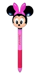 Disney Novelty Pen - Minnie Mouse Big Head