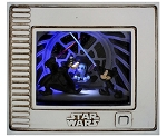 Disney Gallery of Light - Star Wars - Jedi Mickey, Darth Goofy, Stitch
