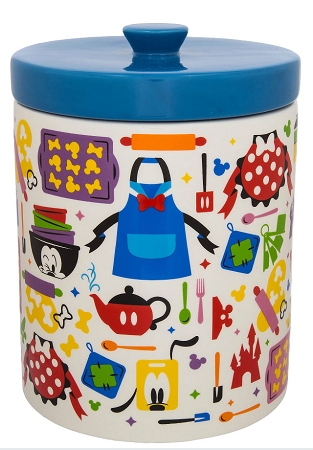 Images For Disney Cookie Jars >> Disney Cookie Jar Character Kitchen Print