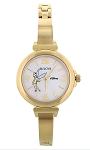 Disney Wrist Watch for Women - Tinker Bell Bangle Bulova - Gold