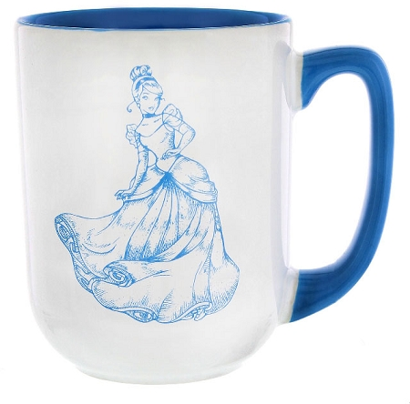 Disney Coffee Mug - Cinderella - A Dream is a Wish your Heart Makes