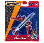 Disney Die Cast Airplane - 2016 Disney Theme Parks - Mickey & Friends