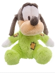Disney Plush - Baby Goofy Plush - Rattle