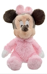 Disney Plush - Baby Minnie Mouse Plush - Rattle