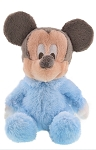 Disney Plush - Baby Mickey Mouse Plush - Rattle