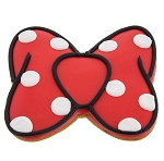 Disney Minnie's Bake Shop - Minnie Mouse Bow Iced Cookie