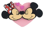 Disney Antenna Topper - Valentine's Day - Mickey and Minnie Heart