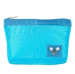 Disney Cosmetic Bag - TAG - Mickey Mouse Mesh - Blue