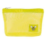 Disney Cosmetic Bag - TAG - Mickey Mouse Mesh - Yellow