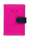 Disney Passport Wallet - TAG - Mickey Mouse - Pink