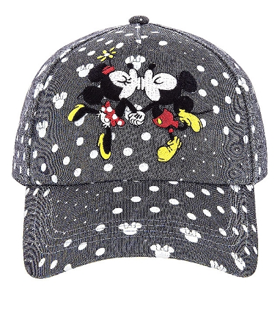 3fd158d55e565 Add to My Lists. Disney Hat - Baseball Cap - Mickey and Minnie Kiss