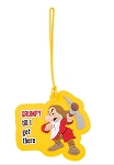 Disney Luggage Bag Tag - Grumpy - Till I Get There