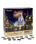 Disney Jigsaw Puzzle - Magic Kingdom Castle - Thomas Kinkade
