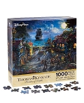 Disney Jigsaw Puzzle - Pirates - Thomas Kinkade