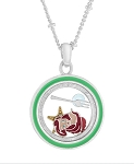 Disney Necklace - Ariel Floating Charms