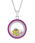 Disney Necklace - Aurora Floating Charms