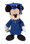 Disney Plush - Graduation - Mickey Mouse - Class of 2016