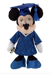 Disney Plush - Graduation - Minnie Mouse - Class of 2016
