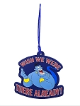 Disney Luggage Bag Tag - Genie - Wish We Were There
