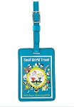 Disney Luggage Bag Tag - Small World - Disney Parks