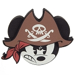 Disney Antenna Topper - Mickey Mouse Pirate