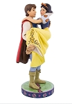 Disney Jim Shore Figurine - Snow White with Prince - Happy Ever After