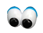Disney Mr Potato Head Parts - Eyes with Blue Eyebrows