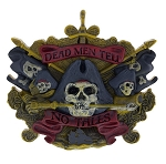 Disney Magnet - Pirates of the Caribbean - Dead Men Tell No Tales