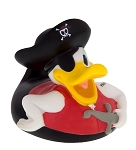 Disney Rubber Duckie - Pirate Donald