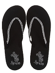 Disney Flip Flops for Women - Mickey Mouse Bling