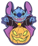Disney Antenna Topper - Halloween - Vampire Stitch with Pumpkin