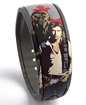 Disney Magic Band - Han Solo and Chewbacca - Star Wars