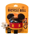 Disney Bicycle Bell - Mickey Mouse - Dual Ringer