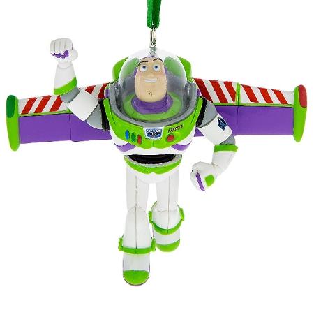- Disney Christmas Ornament - Toy Story - Buzz Lightyear 3D