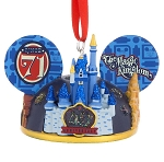 Disney Ears Hat Ornament - Magic Kingdom 45th Anniversary - Light Up