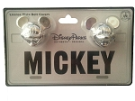 Disney License Plate Bolt Covers - Mickey Mouse