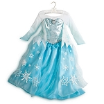 Disney Costume for Girls - Elsa - Frozen
