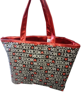 Disney Tote Bag - Mickey Mouse Reversible Tote