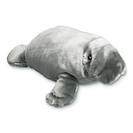 Sea World Plush - Manatee - 14