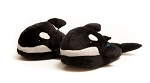 Sea World Slippers for Youth - Shamu
