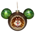 Disney Christmas Ornament - Mickey Icon - Chip n Dale - Double Sided