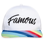 Disney Hat - Baseball Cap - Rainbow Unicorn - Famous